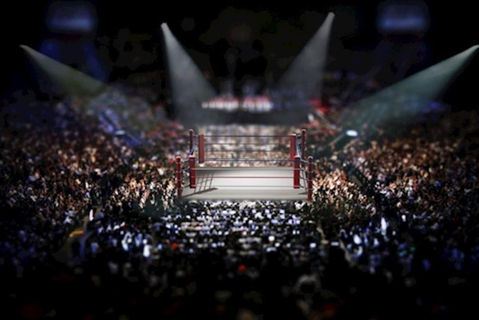 wrestling-ring
