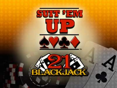 Suit 'Em Up™ Blackjack